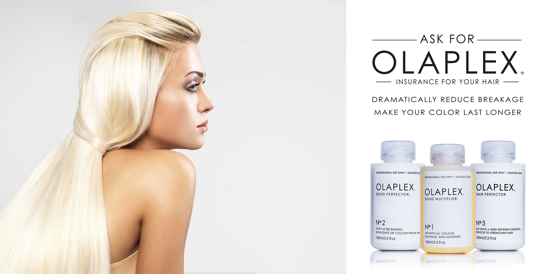 What is the Olaplex hair treatment and how does it work